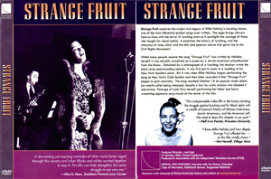 Strange Fruit DVD Cover